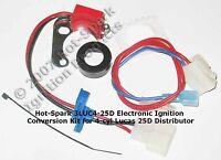 Electronic Ignition Conversion Kit For 4cyl Lucas 25d4 Austin Morris Triumph Mg