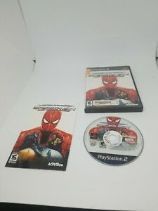 Spider-Man-Web-of-Shadows-Amazing-Allies-Edition-PS2-Complete-with-Manual
