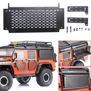 2x Metall Scheibenwischer Wischblatt für 1//10 Traxxas TRX-4 Land Rover Defender
