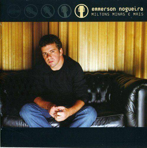 EMERSON NOGUEIRA - EMERSON NOGUEIRA NEW CD