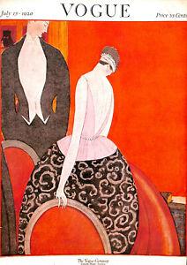 Vogue-1980-039-s-Menswear-Classic-Vanity-Retro-Beauty-Fashion-Art-Costume-Stunning