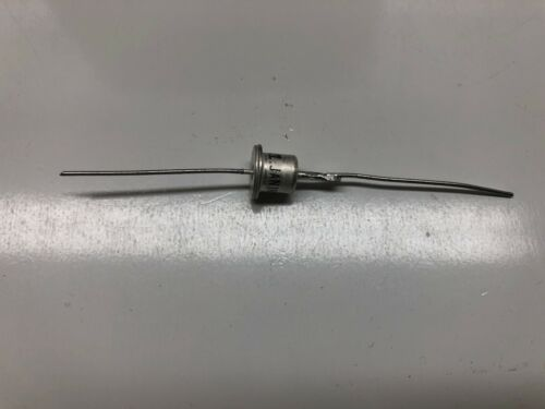 LOT OF 10 SEMICONDUCTOR DIODE TOP HAT JAN1N538