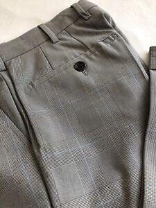 Pantalone-Prada-Uomo-Tg-44-46-Principe-Di-Galles