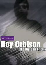 """ROY ORBISON  """"THE BIG O IN BRITAIN""""  BBC DOCUMENTARY DVD traveling wilburys"""
