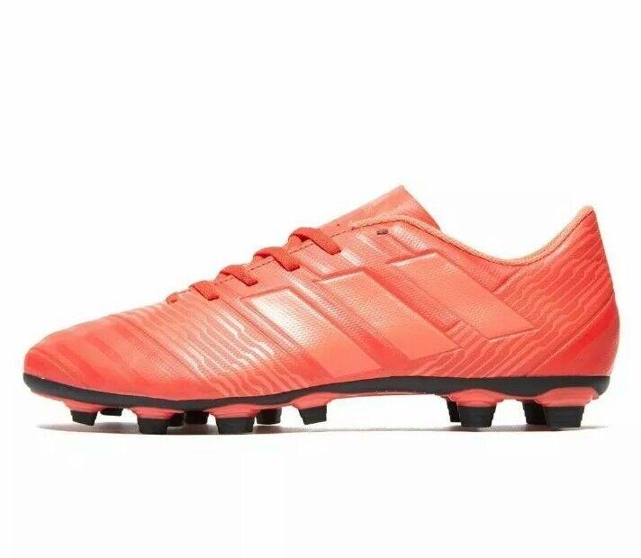 Adidas Nemeziz 17.4 FxG Mens Football Boots Size  8