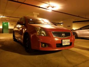 2009 Nissan Sentra SE-R Spec V