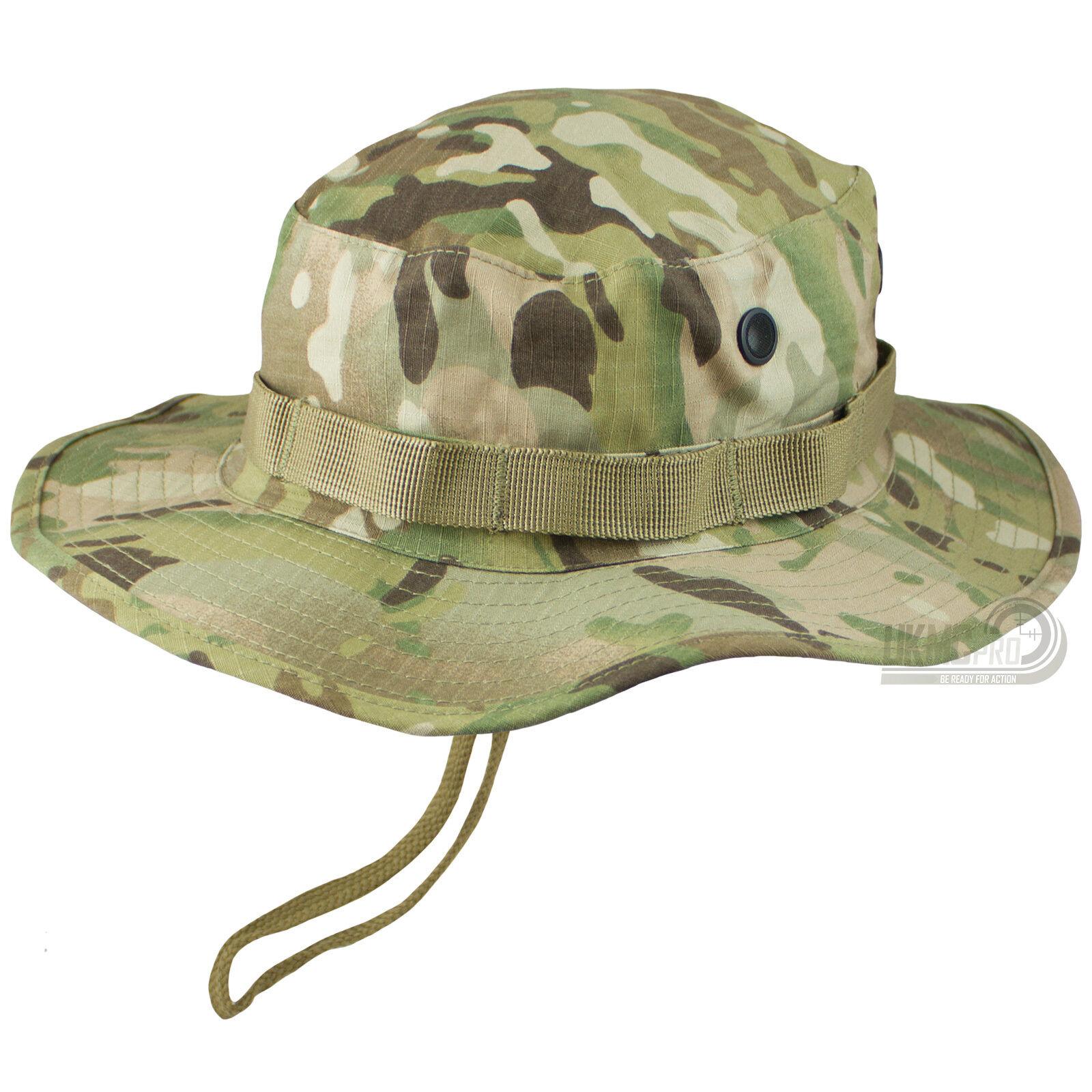 Mil-classique Tec us army militaire gi style bush sun beach cachou hat multicam mtp