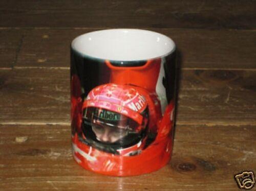 Michael Schumacher F1 Legende Großartig Neu Becher