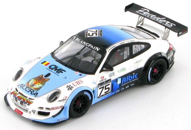 Porsche 911 (997) GT3 GT3 GT3 R PROSPEED  75 Spa Francorchamps 24hrs 2012 1 43 - SB035 29edde