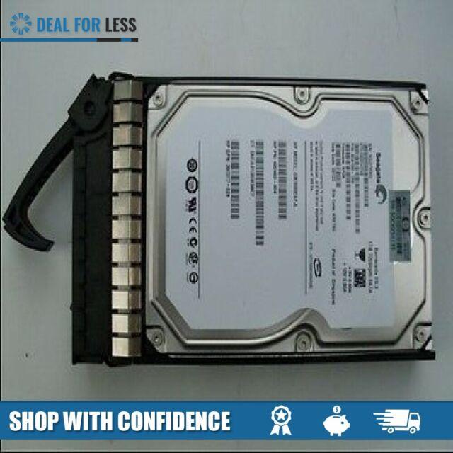 454146-B21/454273-001/397377-010-HP 1TB 7.2K rpm Hot Plug SATA Mid