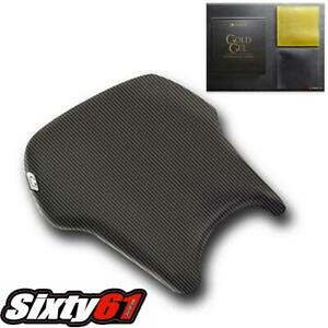 Details About Seat Cover For Honda Cbr 600rr With Gel 2003 2004 Luimoto Front Black Cbr600rr