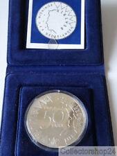 Coin / Munt Netherlands 50 Gulden 1987 Proof Juliana & Bernhard