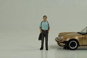 Detective-II-Policia-COP-Figura-Figurines-1-24-American-Diorama