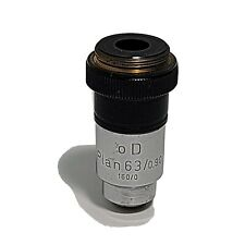 Carl Zeiss Microscope Objective Plan 63090 1600 100327 Free Shipping
