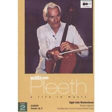 William Pleeth Master Class Video - Volume 2 DVD