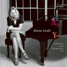 CD*DIANA KRALL**ALL FOR YOU***NAGELNEU+OVP!!!