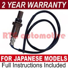 4 WIRE LAMBDA OXYGEN SENSOR JAPANESE KOREAN CARS FRONT REAR UNIVERSAL LSU4J01