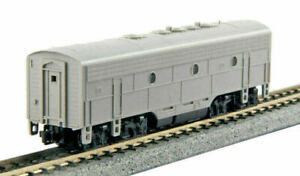 Kato-N-Scale-F7B-F7-Freight-Locomotive-Undecorated-DC-DCC-Ready-1762201
