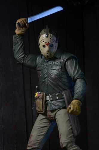 """Friday 13th Part 6 Ultimate Jason Voorhees 7/"""" Figure NECA RE-ISSUE Horror"""