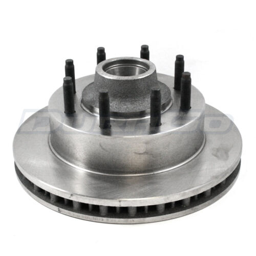 Disc Brake Rotor and Hub Assembly Front IAP Dura BR5314