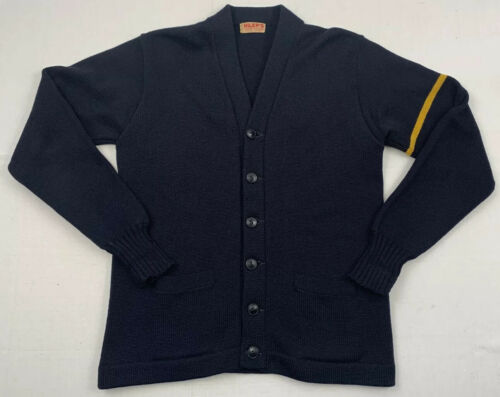 spalding vintage 40s 50s varsity letterman wool ca
