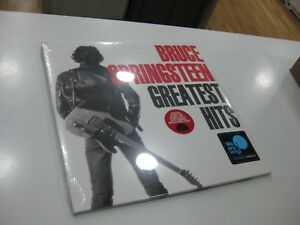 BRUCE-SPRINGSTEEN-2-LP-GREATEST-HITS-RSD-2018-RED-VINYL-SEALED