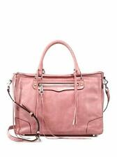 New Rebecca Minkoff Regan Satchel Tote Handbag Rosa Pink Sold Out Free Ship