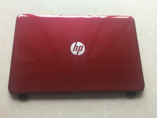 New HP 15-G 15-R 250 255 G3 LCD Back Rear Top Cover Lid /& Bezel Red 760964-001