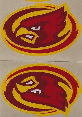 Iowa State Cyclones Ncaa Football Helmet Decals Stickers Ebay