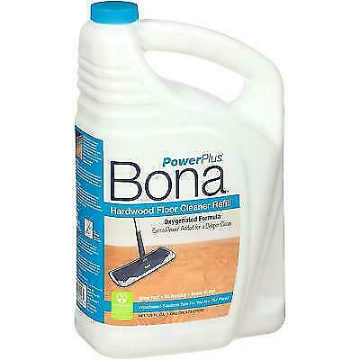 Bona Powerplus Deep Clean Hardwood Floor Cleaner Non Toxic