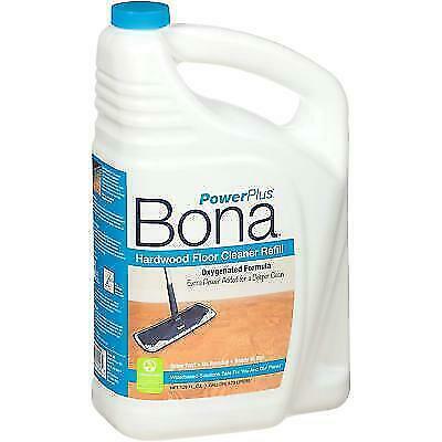 Bona Powerplus Deep Clean Hardwood Floor Cleaner Non Toxic