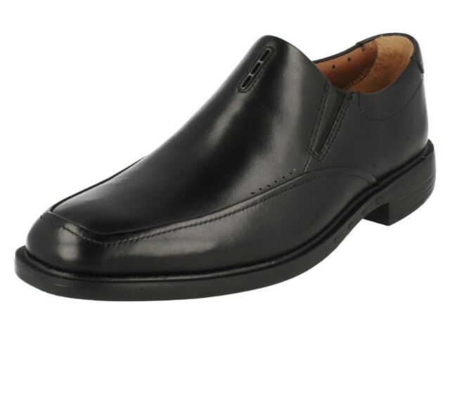 Clarks Mens 8 UnStructured Shoes