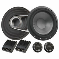 Polk Audio Mm 6502 250w Rms 6.5 2-way Component Car Stereo Speaker System