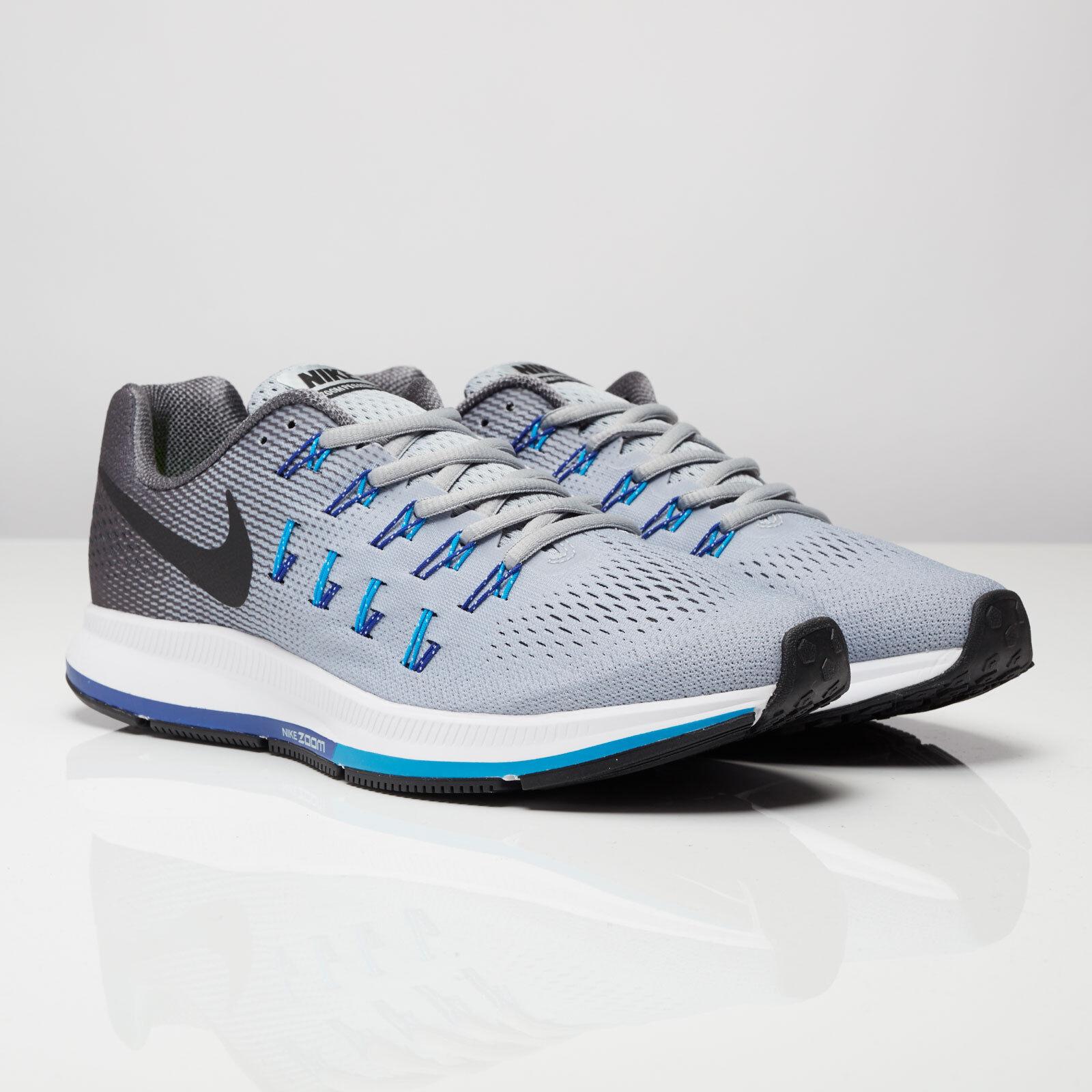 Nike Air Zoom Pegasus 33 Hombre Zapatillas de running gris