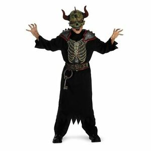 Disguise-Boys-039-Gatekeeper-039-Child-Costume-Black-Multi-M