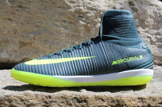 more photos 1902f 5e895 16 New Nike Mercurial X Proximo II CR7 IC Indoor Soccer Shoes Men s Sz 9.5-