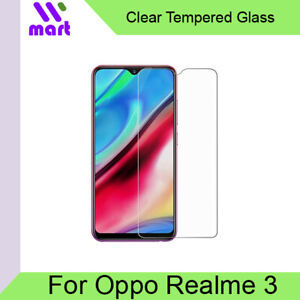 Clear-Tempered-Glass-Screen-Protector-For-Oppo-Realme-3