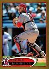 2012 Topps Chris Iannetta #US93 Baseball Card