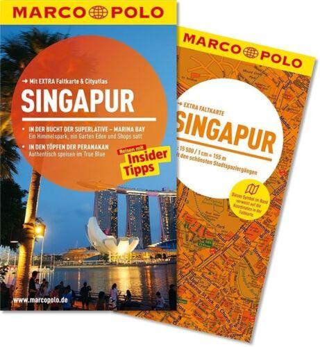 1 von 1 - MARCO POLO Reiseführer Singapur von Chistoph Hein und Sabine Hein (2013, Taschen