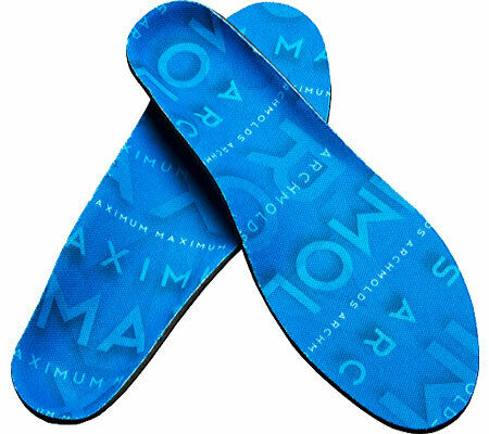 All Colors All Sizes Arch Molds Maximum Cushioned Insoles