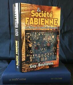 La-Societe-fabienne-par-Guy-Boulianne-edition-Deluxe-numerotee-et-limitee