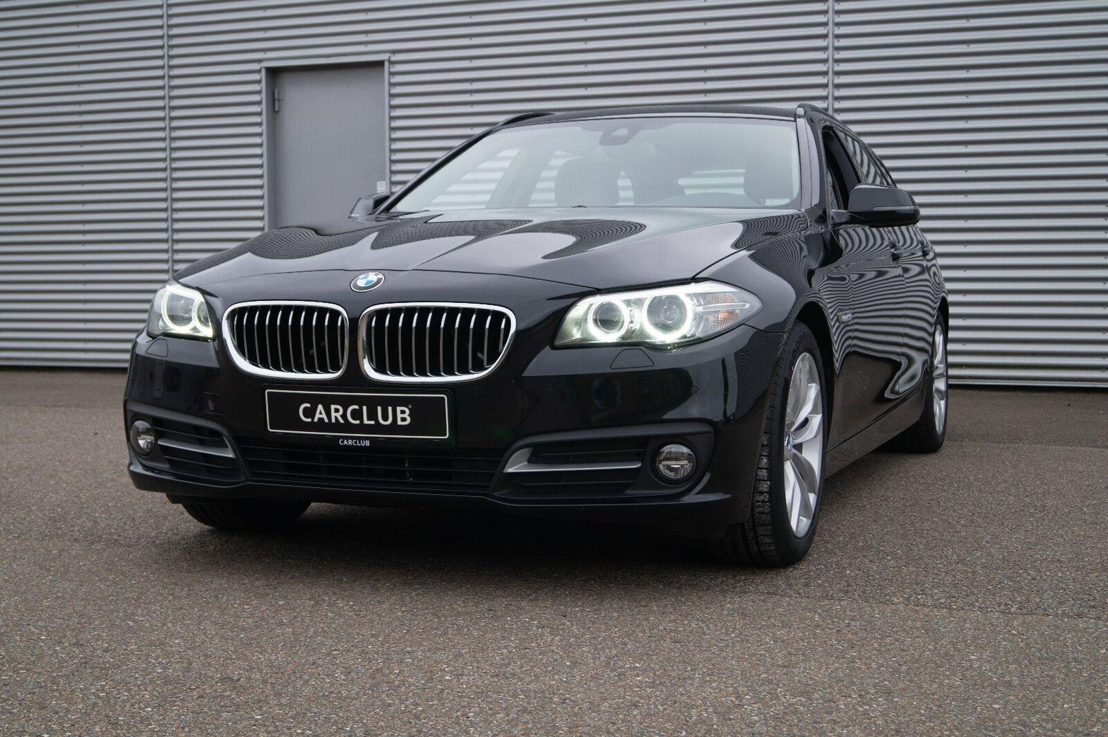 BMW 520d 2,0 Touring aut. 5d - 349.900 kr.
