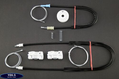 Fensterheber Reparatursatz Vorne Links VW Sharan SEAT ALHAMBRA 95-09 7M0837461