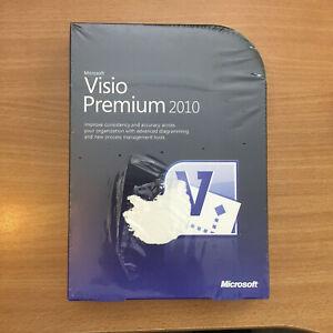 Microsoft Office Visio Premium 2010 Retail Edition