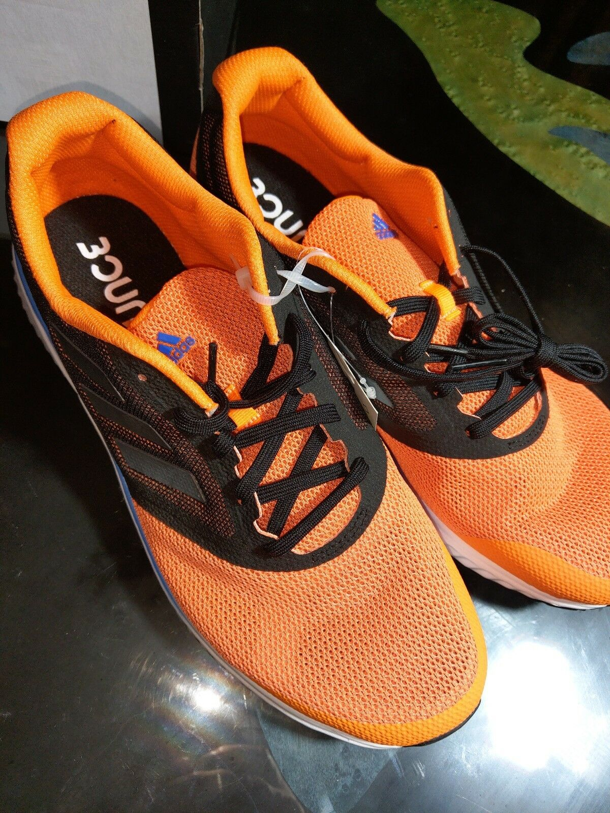 NEWAdidas CG5567 EDGE RC SNEAKERS SHOES SIZE SIZE SIZE 10.5  Running shoes orange orange 07d328