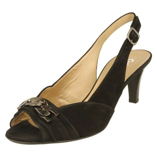Sandales 17 Boucle 801 Dames beamish Noir Gabor 21 Fatening 5nZaIqf