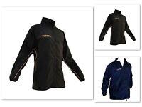 Legea Ciclone Men's Rain Jacket With Hood Black or Navy S M L XL, Full Zip