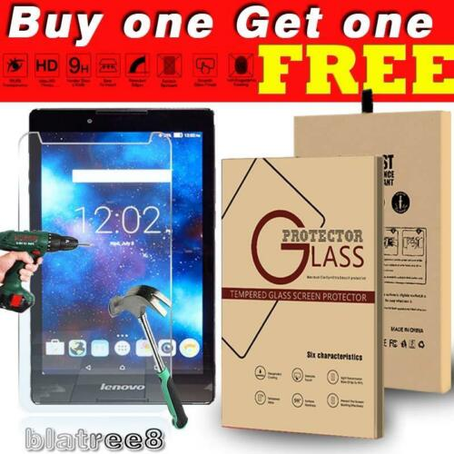 """For Lenovo TAB 2 A8 8.0/"""" Tablet Tempered Glass Screen Protector Film Cover"""