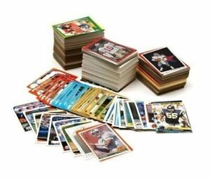 HUGE-LOT-500-NFL-Football-Cards-in-a-Gift-Box-w-Cards-from-90s-to-Current