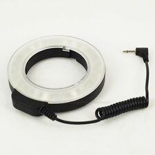 48 LED Macro Ring Flash Light for Canon Nikon Pentax Sigma Unit SLR DSLR Lenses